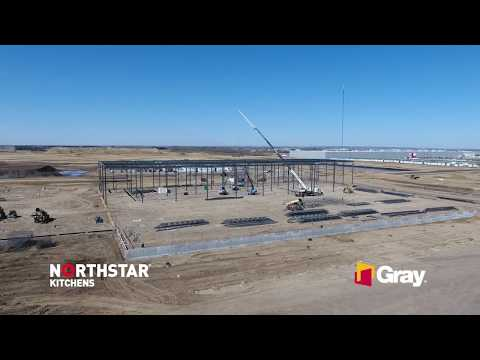 Champion Petfoods New NorthStar® Kitchens - April 2018 Drone Flyover
