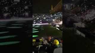 BVB Weihnachtssingen 16.12.2018 | You'll never walk alone | BVB
