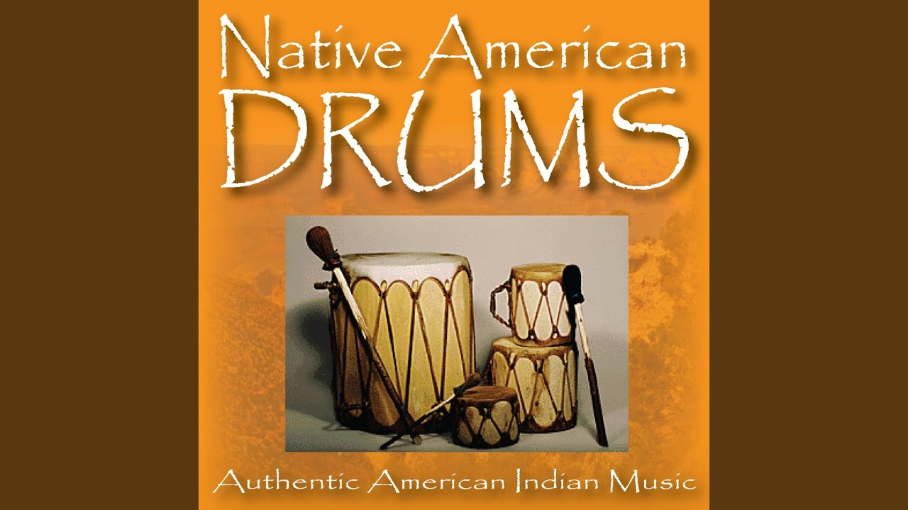 Native American Drum Beat Youtube