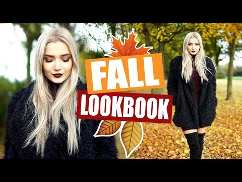 Fall / Autumn Lookbook || Cute & Cosy Outfit Ideas