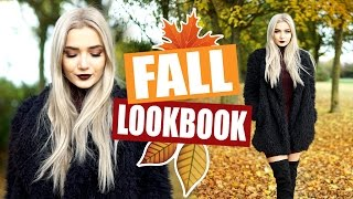 Fall / Autumn Lookbook    Cute & Cosy Outfit Ideas