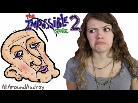 Playing The Impossible Quiz 2!