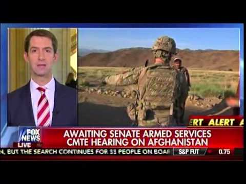 U.S. Gen Campbell Set To Testify On Situation In Afghanistan - America's Newsroom