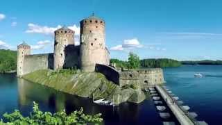 Savonlinna Opera Festival - World class opera inside the walls of ancient castle Olavinlinna.