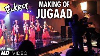 Fukrey Karle Jugaad Karle Song Making | Pulkit Samrat, Manjot Singh, Ali Fazal, Varun Sharma