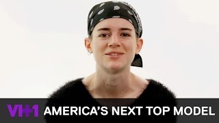 Sparks Begin To Fly Between Kyle \u0026 Marissa | America's Next Top Model