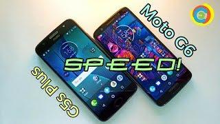 Moto G6 vs Moto G5s Plus Speed Test Comparison | I Didn't Expect This.