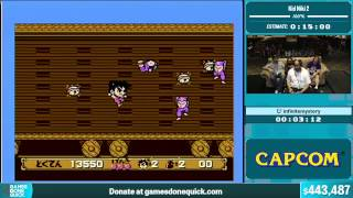 Kid Niki 2 by infinitemystery in 10:50 - Summer Games Done Quick 2015 - Part 90