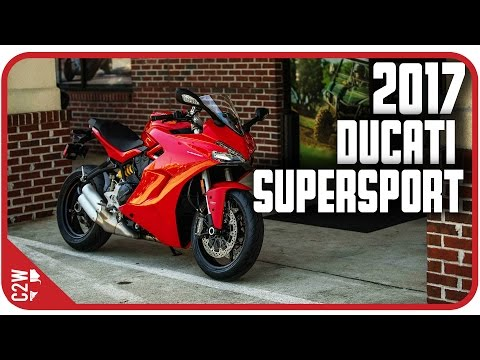 2017 Ducati Supersport | First Ride