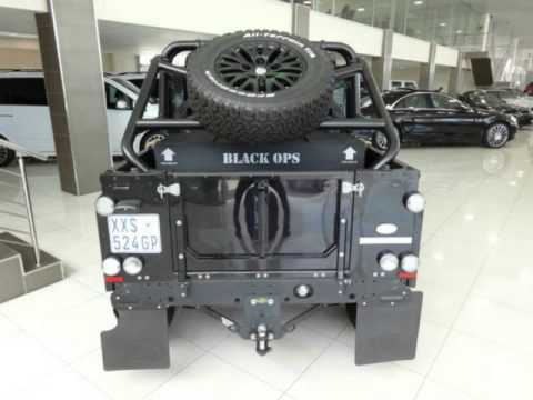 2009 LAND ROVER DEFENDER 90 Tdi P/U S/C Auto For Sale On Auto Trader South Africa