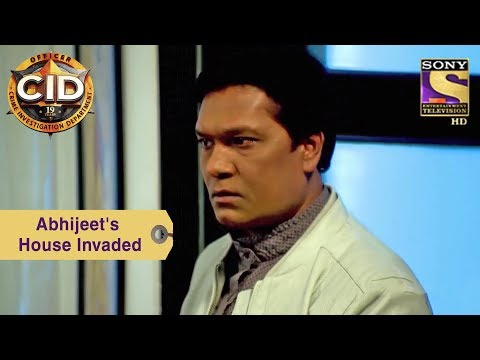 Your Favorite Character | Abhijeet's House Invaded | CID thumbnail
