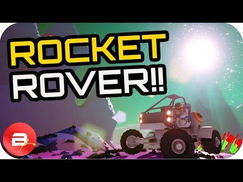 Astroneer: The Rocket Rover! Rover Update Astroneer Update 0.7.0.0