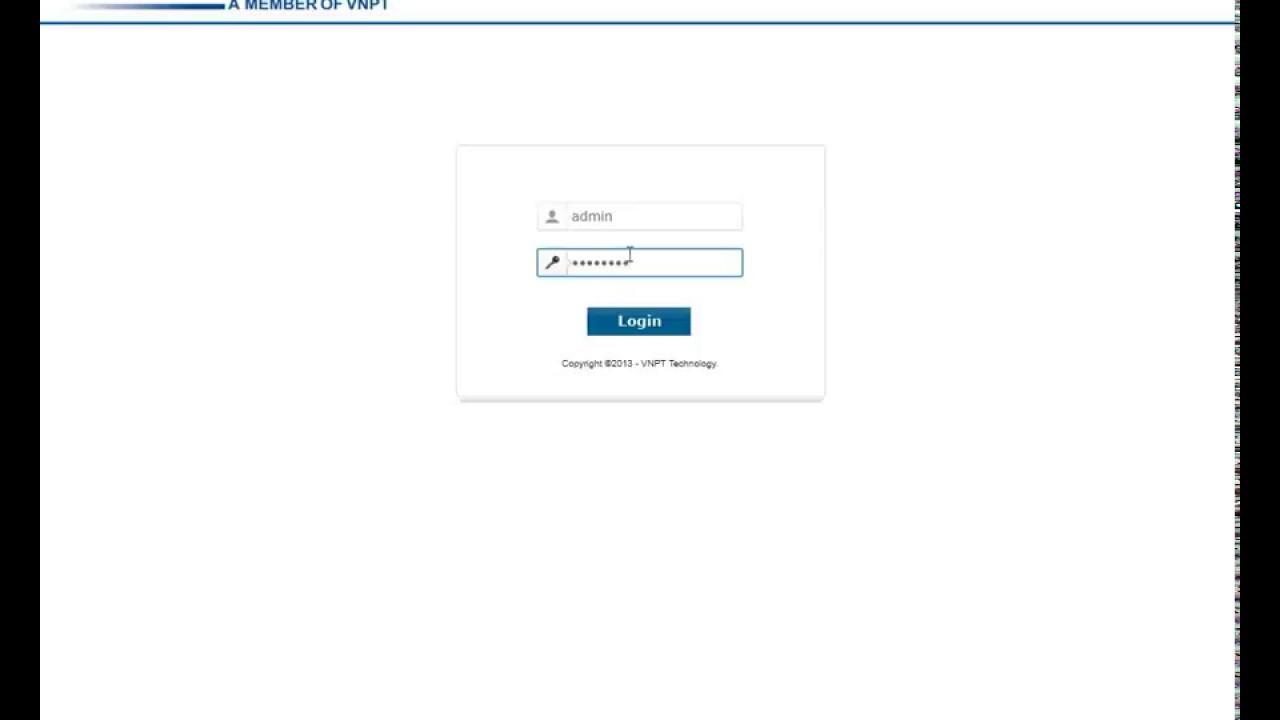 hướng dẫn đổi tên & cài mật khẩu wifi igate GW040 GPON VNPT