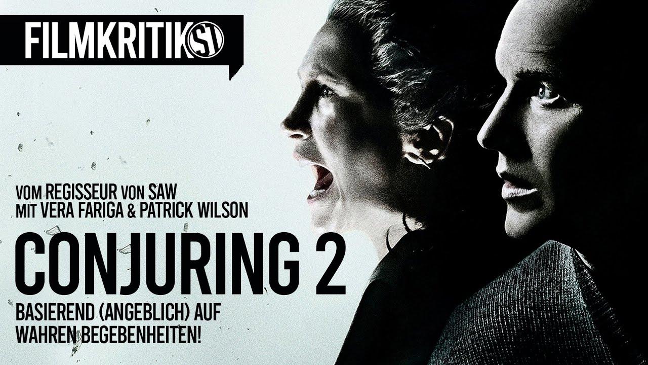 Conjuring Trailer Deutsch