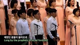 11 시온성 새문안교회 새온찬양대 오케스트라 지휘 김경희 20170903
