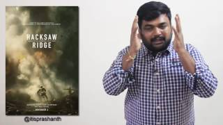 Hacksaw Ridge review by prashanth