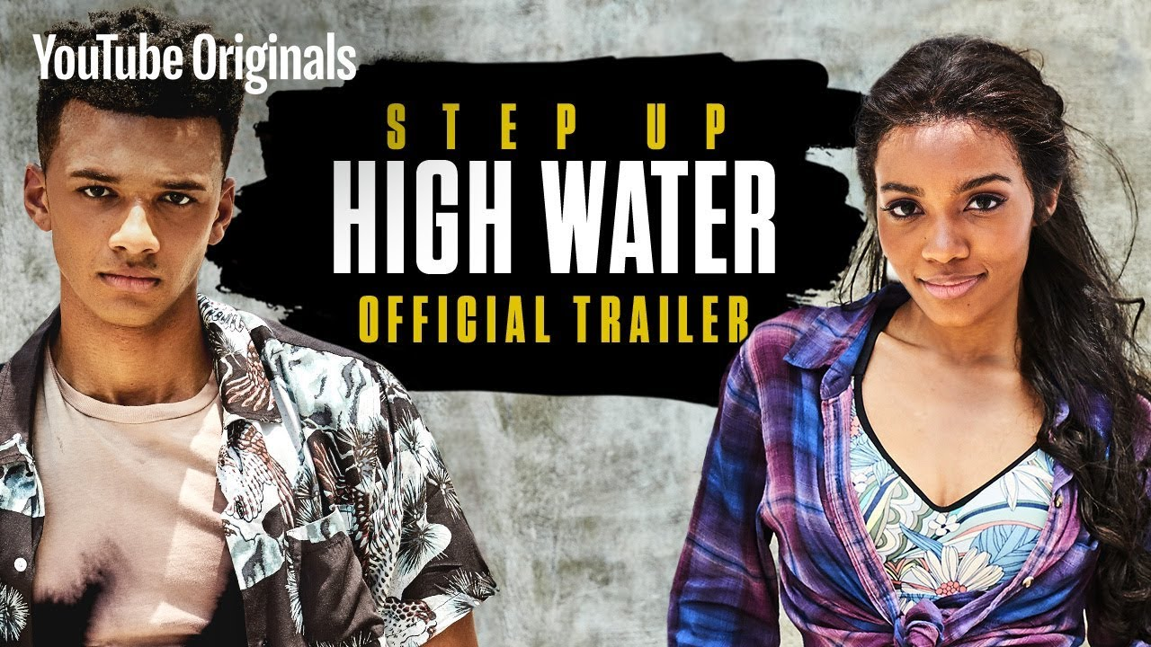 Step Up: High Water Review - Jasmine Chantel - Medium