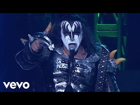 Kiss - I Love It Loud (Rocks Vegas)