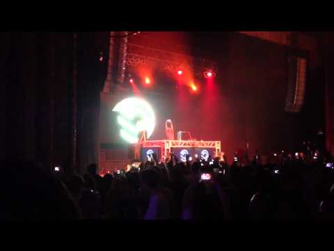 Dash Berlin live in Chicago
