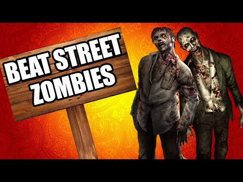 BEAT STREET CUSTOM ZOMBIES (Call of Duty Zombies) thumbnail