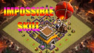 TH8 BALLOON ATTACK STRATEGY..LOONION!!! EASY 3 STAR TO ANY TH8 BASE... impossible skill