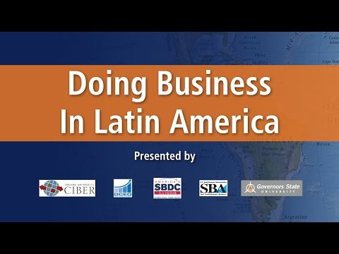 Roberto Garcia -- Understanding and Managing Latin america Culture