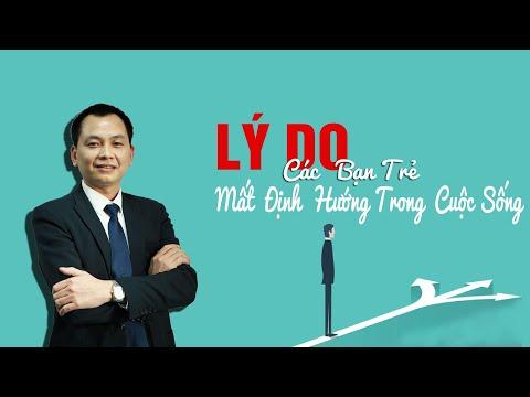 Lý do các bạn trẻ mất định hướng trong cuộc sống   Business Two   Trường Doanh Nhân CEO Việt Nam