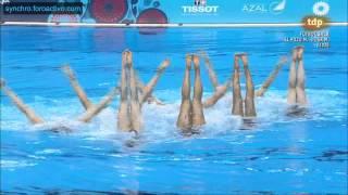 Netherlands (NED) Team Final Baku European Games 2015
