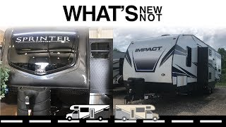 What's New - What's Not (1)