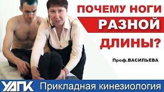 Мануальная ТЕРАПИЯ ТАЗА. Профессор Васильева