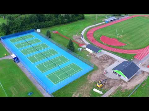 Tennis Court Contractors | Free Estimates