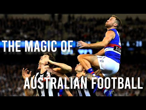 The Magic Of Australian Football HD
