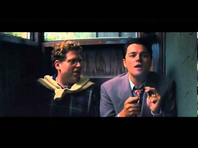 wolf of wall street crack pipe