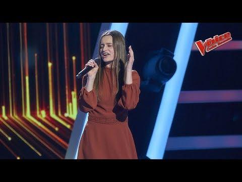Lucie Večeřová - Amy Winehouse : Back To Black | The Voice Česko Slovensko 2019