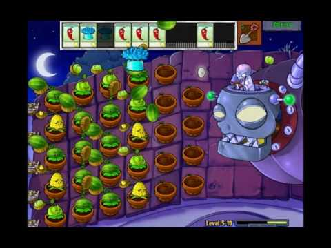 Plants vs. Zombies - Final Boss