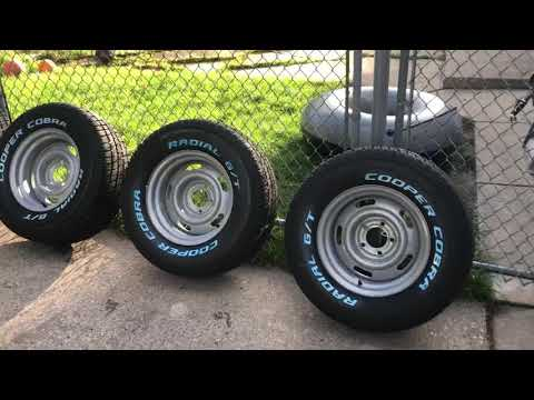 MOUNTING MY NEW RALLY RIMS (26s Had To Go!!!)
