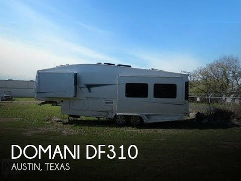 [UNAVAILABLE] Used 2009 Domani DF310 in Austin, Texas