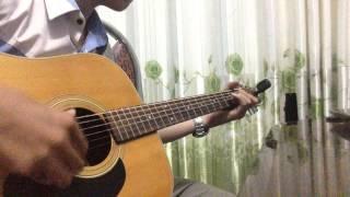 (Lenka) Trouble is a friend - Fingerstyle ( guitar solo )