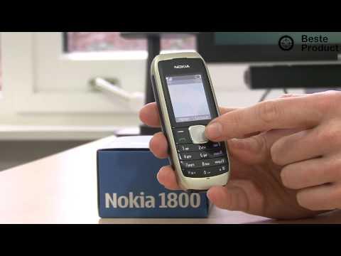 Nokia 1800 review