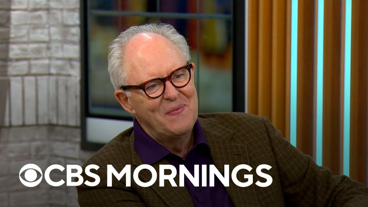 """Download Actor John Lithgow talks """"Dexter: New Blood,"""" 25th anniversary of """"3rd Rock From the Sun"""""""