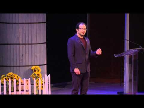 Why is organic food so *#@! expensive?? | Ali Partovi | TEDx