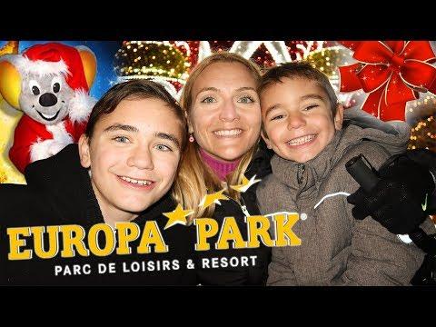 VLOG - EUROPA PARK : Meilleur Parc d
