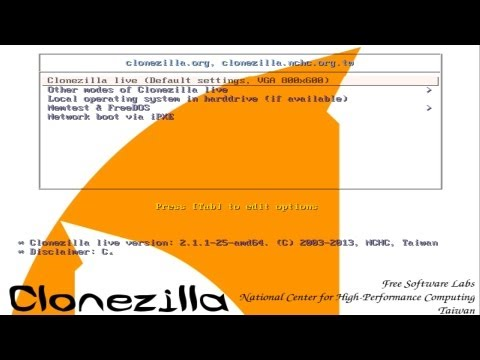How To Backup AND Restore Your Computer With CloneZilla! (BEST HD Tutorial!!)