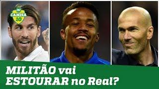 MILITÃO vai ESTOURAR no Real Madrid? Veja ANÁLISE!