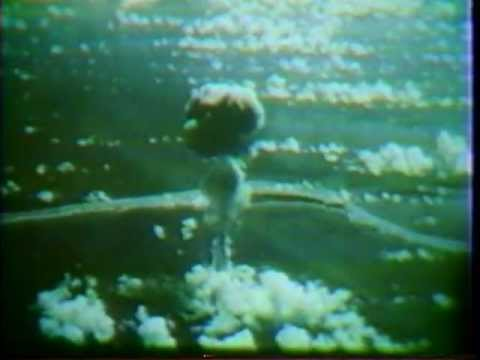 Declassified US Nuclear bomb Test Bikini Atoll and Others 1 of 4