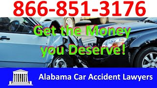 Montgomery Auto Accident Lawyer - 334-835-8399 - The Best Montgomery Alabama Auto Accident Lawyer
