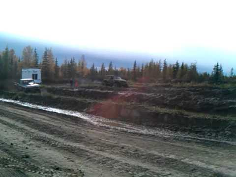 speedway mud bogs north pole AK VIDEO0033 9/15/12