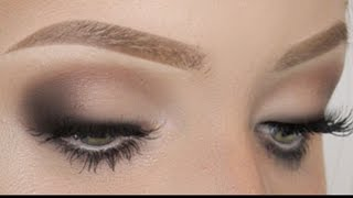 Everyday Makeup Tutorial Hooded Eyes