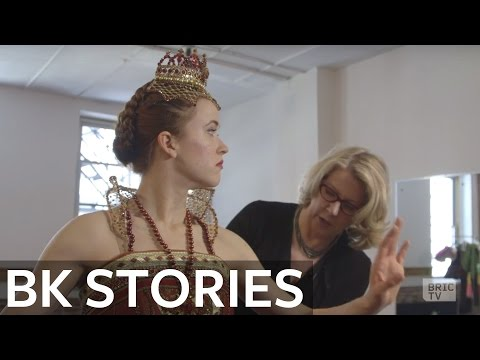 Ballet Costume Designer, Catherine Zehr | BK Stories