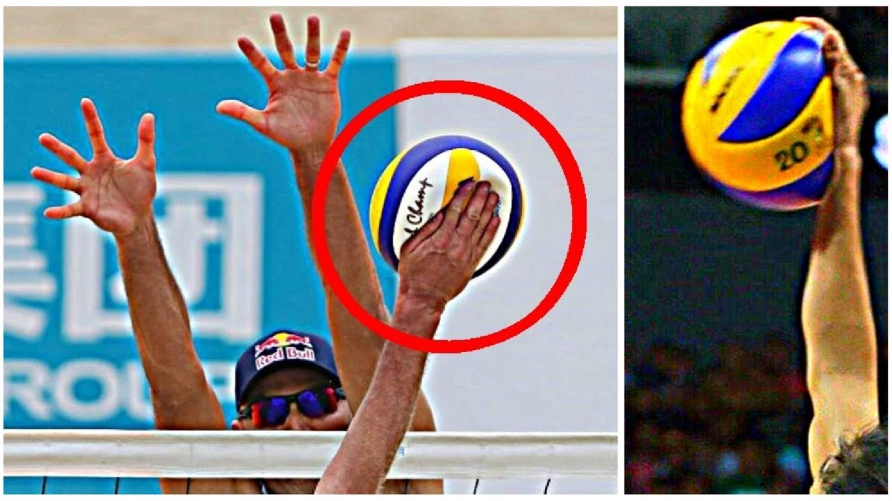 The Most Powerful Volleyball Spikes EVER !!! (HD)